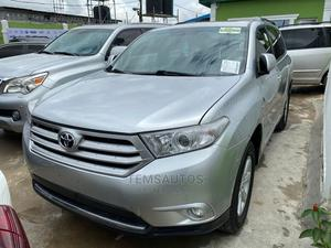 Toyota Highlander 2012 Silver | Cars for sale in Lagos State, Ikeja