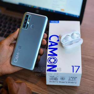 New Tecno Camon 17 128 GB Blue | Mobile Phones for sale in Abia State, Umuahia