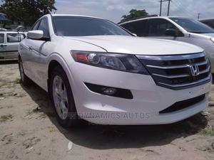 Honda Accord Crosstour 2010 EX-L White | Cars for sale in Lagos State, Victoria Island