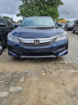 Honda Accord 2016 Blue | Cars for sale in Lagos State, Victoria Island