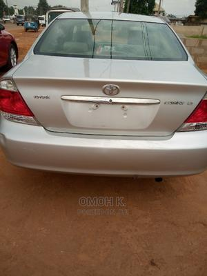 Toyota Camry 2004 Silver | Cars for sale in Delta State, Oshimili South