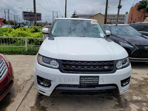 Land Rover Range Rover Sport 2014 HSE 4x4 (3.0L 6cyl 8A) White | Cars for sale in Lagos State, Ikeja