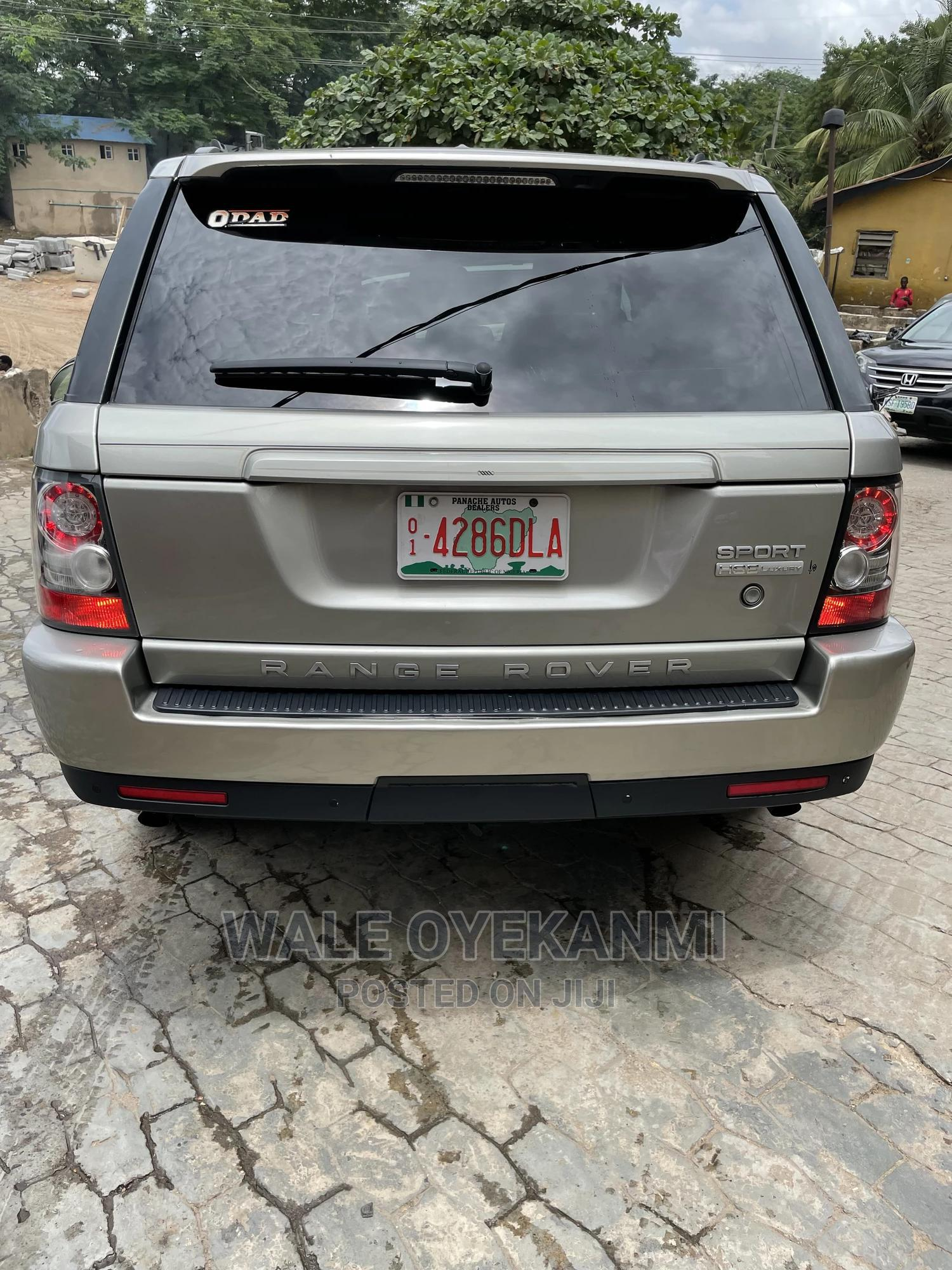 Land Rover Range Rover Sport 2011 HSE 4x4 (5.0L 8cyl 6A) Gray   Cars for sale in Ikoyi, Lagos State, Nigeria