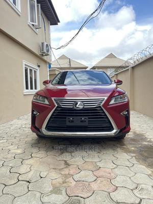 Lexus RX 2017 Red | Cars for sale in Lagos State, Lekki