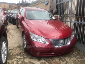 Lexus ES 2009 350 Burgandy   Cars for sale in Lagos State, Ikeja