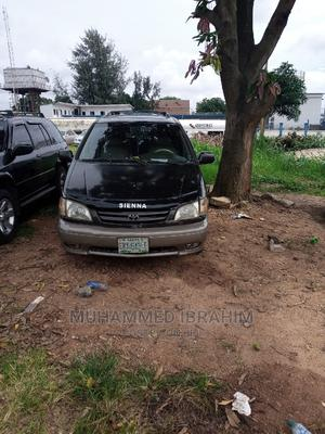 Toyota Sienna 2002 LE Black   Cars for sale in Lagos State, Ikeja