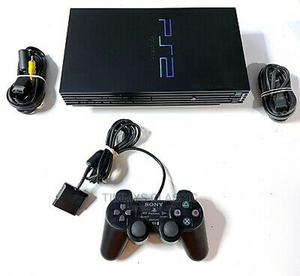 Original Sony Playstation 2 PS2 Fat Console System Complete | Video Games for sale in Lagos State, Agege