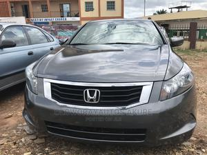 Honda Accord 2008 2.0 Comfort Automatic Gray | Cars for sale in Ondo State, Akure