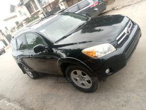 Toyota RAV4 2008 Limited V6 Black | Cars for sale in Lagos State, Amuwo-Odofin