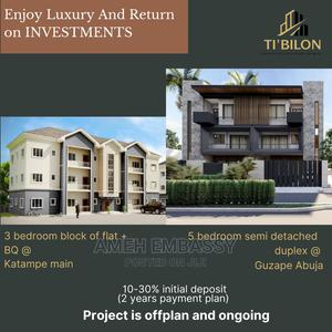 3bdrm Block of Flats in Festrut Estate, Katampe (Main) for Sale   Houses & Apartments For Sale for sale in Katampe, Katampe (Main)
