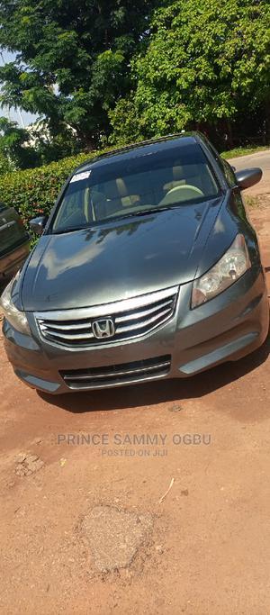 Honda Accord 2010 Coupe EX-L V-6 Automatic Gray | Cars for sale in Kaduna State, Kaduna / Kaduna State