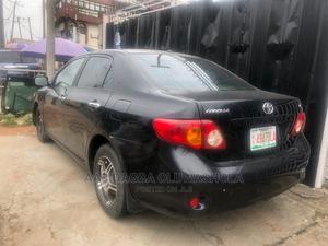 Toyota Corolla 2009 1.8 Advanced Black   Cars for sale in Lagos State, Ikeja