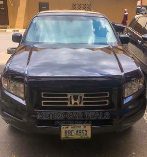 Honda Ridgeline 2006 RTS Black | Cars for sale in Abuja (FCT) State, Central Business District