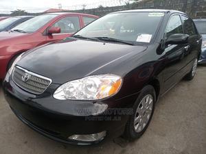 Toyota Corolla 2005 CE Black | Cars for sale in Lagos State, Apapa