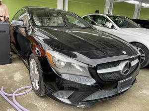 Mercedes-Benz CLA-Class 2016 Base CLA 250 AWD 4MATIC Black   Cars for sale in Lagos State, Ikeja