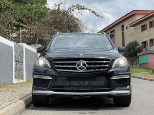 Mercedes-Benz M Class 2012 ML 63 AMG Black | Cars for sale in Abuja (FCT) State, Asokoro
