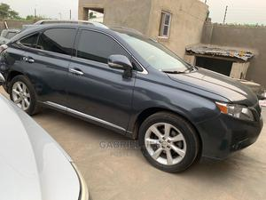 Lexus RX 2010 350 Gray | Cars for sale in Oyo State, Ibadan