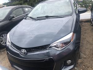 Toyota Corolla 2016 Gray   Cars for sale in Lagos State, Amuwo-Odofin