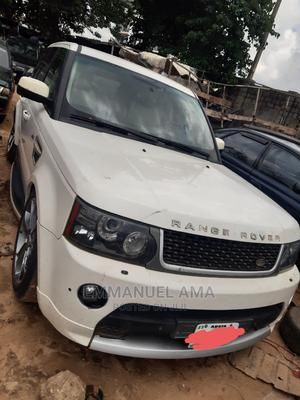 Land Rover Range Rover Sport 2010 White | Cars for sale in Abuja (FCT) State, Wuse 2
