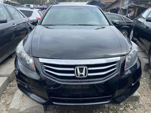 Honda Accord 2010 Sedan EX-L Black | Cars for sale in Lagos State, Apapa