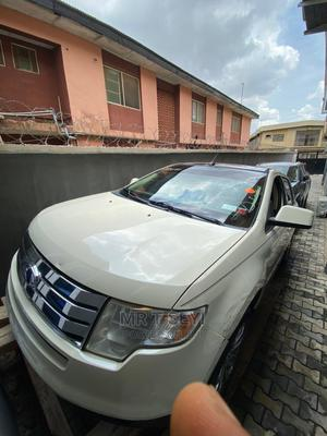Ford Edge 2008 White | Cars for sale in Lagos State, Alimosho