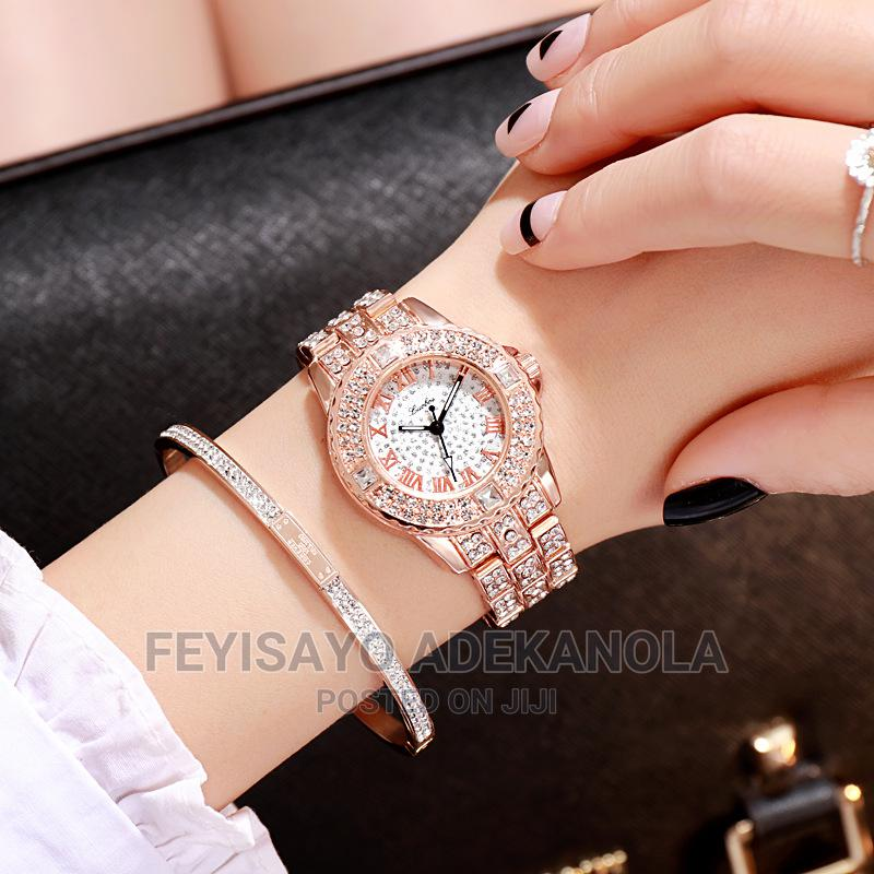 Chain Wristwatch | Watches for sale in Abule Egba, Lagos State, Nigeria