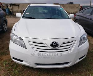 Toyota Camry 2007 White | Cars for sale in Oyo State, Ibadan