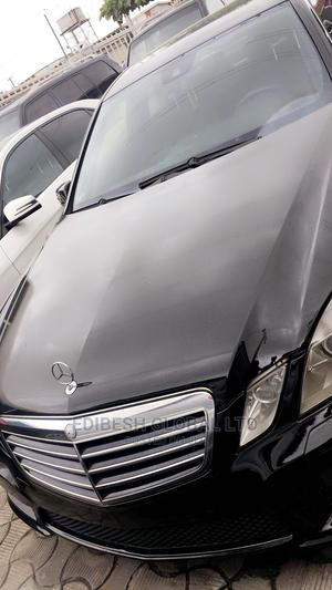 Mercedes-Benz E350 2010 Black | Cars for sale in Lagos State, Ajah