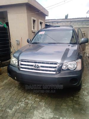 Toyota Highlander 2004 Blue | Cars for sale in Lagos State, Ajah