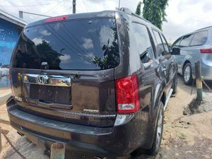 Honda Pilot 2014 Gray | Cars for sale in Lagos State, Apapa