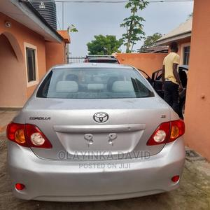 Toyota Corolla 2009 Silver | Cars for sale in Lagos State, Badagry