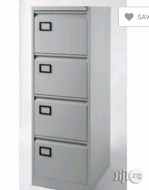 Metal Filling Cabinet 4 Drawers | Furniture for sale in Abuja (FCT) State, Wuse