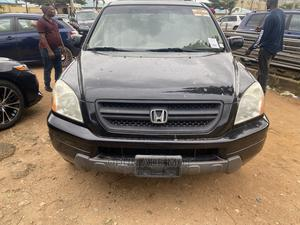 Honda Pilot 2005 EX 4x4 (3.5L 6cyl 5A) Black | Cars for sale in Lagos State, Ikotun/Igando