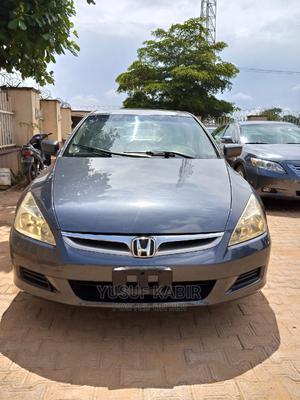 Honda Accord 2007 2.4 Gray   Cars for sale in Kaduna State, Kaduna / Kaduna State