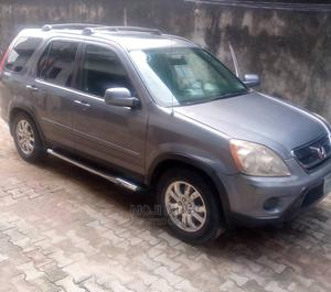Honda CR-V 2006 Gray   Cars for sale in Rivers State, Port-Harcourt