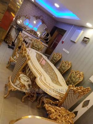 Luxury Royal Home Dinning Set | Furniture for sale in Lagos State, Ojo