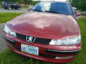 Peugeot 406 2005 Red   Cars for sale in Abuja (FCT) State, Durumi