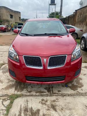 Pontiac Vibe 2009 1.8L Red | Cars for sale in Lagos State, Ikeja