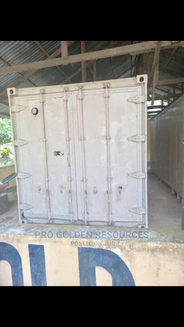 """Cold Room 20"""" Ft Long, Height 8""""Ft. 670cu.Ft 