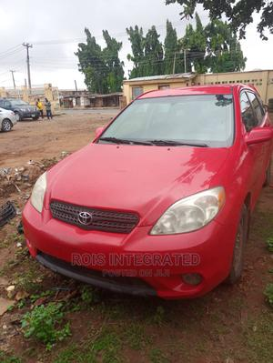 Toyota Matrix 2006 Red   Cars for sale in Lagos State, Ikotun/Igando