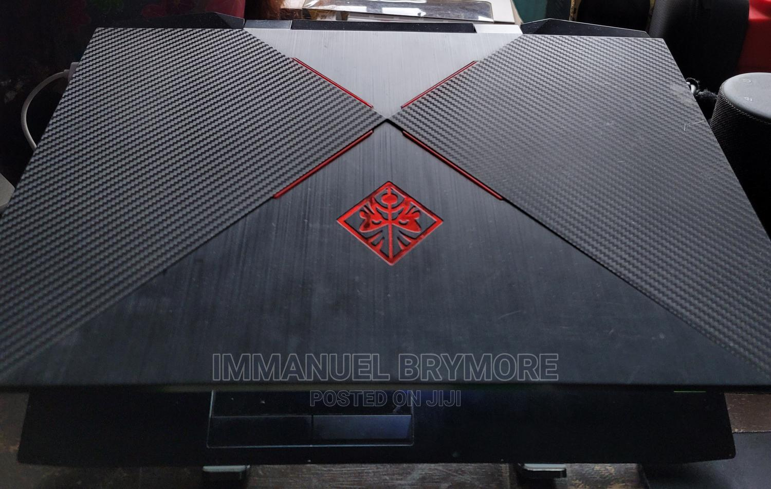 Laptop HP Omen 15 16GB Intel Core I7 SSHD (Hybrid) 1.5T   Laptops & Computers for sale in Maryland, Lagos State, Nigeria