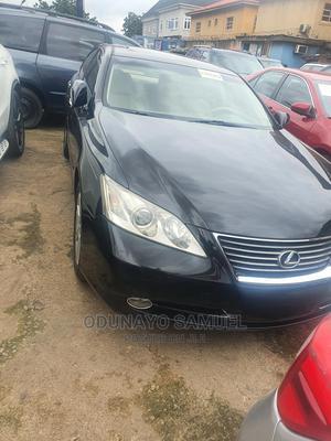 Lexus ES 2008 350 Black   Cars for sale in Lagos State, Ojodu