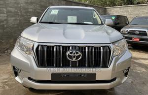 Toyota Land Cruiser Prado 2018 4.0 Silver   Cars for sale in Lagos State, Maryland