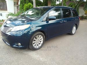 Toyota Sienna 2011 XLE 7 Passenger Blue | Cars for sale in Abuja (FCT) State, Gudu