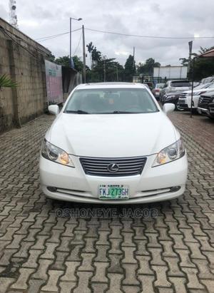Lexus ES 2009 350 White | Cars for sale in Lagos State, Magodo