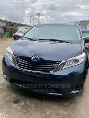 Toyota Sienna 2011 LE 7 Passenger Mobility Green | Cars for sale in Lagos State, Agege