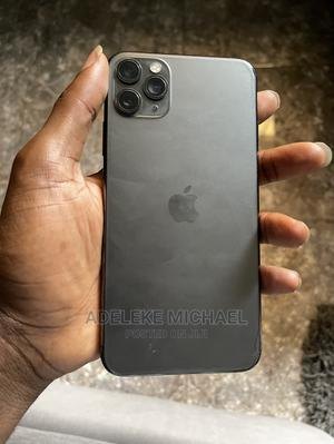 Apple iPhone 11 Pro Max 256 GB Gray   Mobile Phones for sale in Lagos State, Ojo