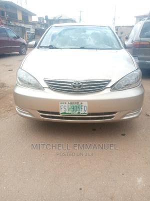 Toyota Camry 2005 Gold | Cars for sale in Lagos State, Shomolu