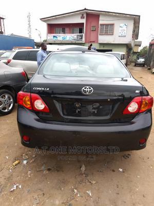 Toyota Corolla 2010 Black | Cars for sale in Lagos State, Ejigbo