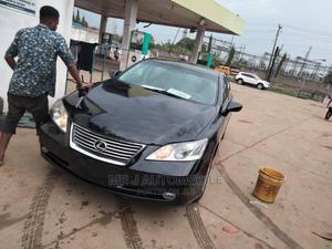Lexus ES 2008 350 Black | Cars for sale in Lagos State, Ejigbo